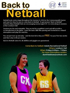 Local Sports Spotlight – Girls Netball