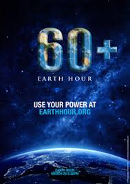Earth Hour – 28th March
