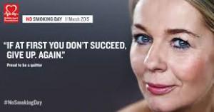 #NoSmokingDay 11th March
