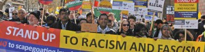 Glasgow Anti-Racism Demonstration – 21st March