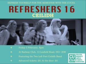 Refreshers 2016!!!