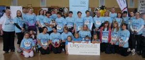 UWS Team raise £426 for charity.