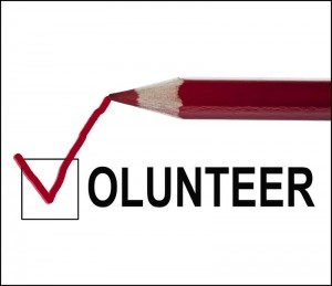 Student Volunteer Fair – Wednesday 20/11/13