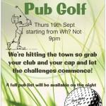 Pub Golf 19th