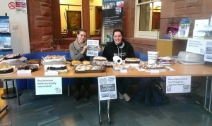 CUCSA Bake Sale raises £331.54