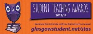 Student Teaching Awards (Glasgow)