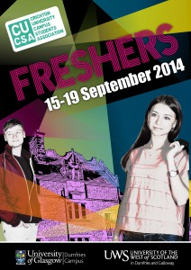 #DumfriesFreshers Revealed