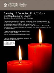 Christmas Concert 13/12/14