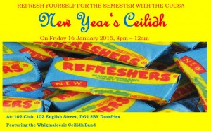 Ceilidh Tickets – NOW ON SALE